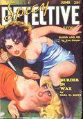 Spicy Detective Stories (1934-1942 Culture Publications) Pulp Vol. 3 #2