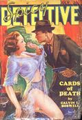 Spicy Detective Stories (1934-1942 Culture Publications) Pulp Vol. 3 #3