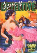 Spicy Detective Stories (1934-1942 Culture Publications) Pulp Vol. 3 #4
