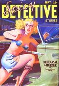 Spicy Detective Stories (1934-1942 Culture Publications) Pulp Vol. 3 #5