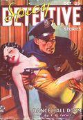 Spicy Detective Stories (1934-1942 Culture Publications) Pulp Vol. 3 #6