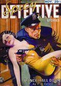 Spicy Detective Stories (1934-1942 Culture Publications) Pulp Vol. 4 #1