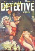 Spicy Detective Stories (1934-1942 Culture Publications) Pulp Vol. 4 #2