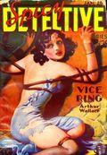 Spicy Detective Stories (1934-1942 Culture Publications) Pulp Vol. 4 #3