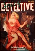 Spicy Detective Stories (1934-1942 Culture Publications) Pulp Vol. 4 #4