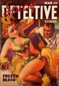 Spicy Detective Stories (1934-1942 Culture Publications) Pulp Vol. 4 #5