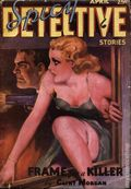 Spicy Detective Stories (1934-1942 Culture Publications) Pulp Vol. 4 #6