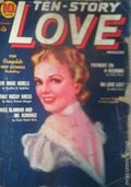 Ten-Story Love (1937-1951 Ace) Pulp Vol. 5 #2