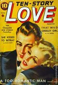 Ten-Story Love (1937-1951 Ace) Pulp Vol. 6 #1