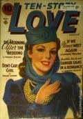 Ten-Story Love (1937-1951 Ace) Pulp Vol. 8 #2