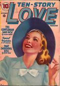 Ten-Story Love (1937-1951 Ace) Pulp Vol. 9 #1