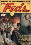 Feds (1936-1937 Street & Smith Publications) Pulp Vol. 1 #2