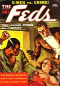Feds (1936-1937 Street & Smith Publications) Pulp Vol. 2 #2