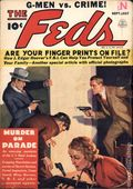 Feds (1936-1937 Street & Smith Publications) Pulp Vol. 2 #6