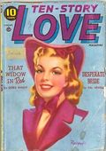 Ten-Story Love (1937-1951 Ace) Pulp Vol. 9 #3