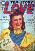 Ten-Story Love (1937-1951 Ace) Pulp Vol. 10 #2