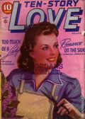 Ten-Story Love (1937-1951 Ace) Pulp Vol. 10 #3