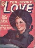 Ten-Story Love (1937-1951 Ace) Pulp Vol. 11 #3