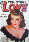 Ten-Story Love (1937-1951 Ace) Pulp Vol. 12 #1