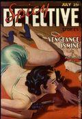 Spicy Detective Stories (1934-1942 Culture Publications) Pulp Vol. 5 #3