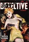 Spicy Detective Stories (1934-1942 Culture Publications) Pulp Vol. 6 #4