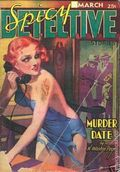 Spicy Detective Stories (1934-1942 Culture Publications) Pulp Vol. 6 #5