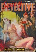 Spicy Detective Stories (1934-1942 Culture Publications) Pulp Vol. 6 #6