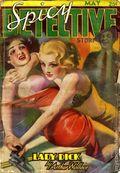 Spicy Detective Stories (1934-1942 Culture Publications) Pulp Vol. 7 #1
