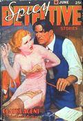 Spicy Detective Stories (1934-1942 Culture Publications) Pulp Vol. 7 #2