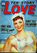 Ten-Story Love (1937-1951 Ace) Pulp Vol. 13 #1