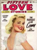 Fifteen Love Stories (1949-1955 Fictioneers) Pulp Vol. 1 #1