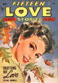 Fifteen Love Stories (1949-1955 Fictioneers) Pulp Vol. 2 #1