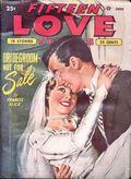 Fifteen Love Stories (1949-1955 Fictioneers) Pulp Vol. 3 #1