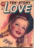 Ten-Story Love (1937-1951 Ace) Pulp Vol. 17 #3