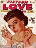 Fifteen Love Stories (1949-1955 Fictioneers) Pulp Vol. 4 #2