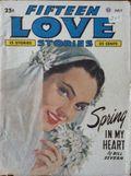 Fifteen Love Stories (1949-1955 Fictioneers) Pulp Vol. 4 #3