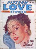 Fifteen Love Stories (1949-1955 Fictioneers) Pulp Vol. 4 #4