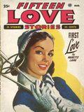 Fifteen Love Stories (1949-1955 Fictioneers) Pulp Vol. 5 #3
