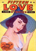 Fifteen Love Stories (1949-1955 Fictioneers) Vol. 6 #1