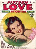 Fifteen Love Stories (1949-1955 Fictioneers) Pulp Vol. 6 #4