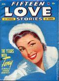 Fifteen Love Stories (1949-1955 Fictioneers) Pulp Vol. 7 #1