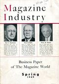 Magazine Industry (1949 Business Magazines Inc.) Vol. 1 #1