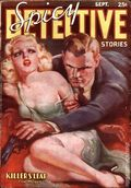 Spicy Detective Stories (1934-1942 Culture Publications) Pulp Vol. 7 #5