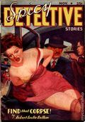 Spicy Detective Stories (1934-1942 Culture Publications) Pulp Vol. 8 #1