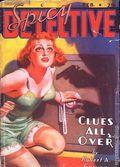Spicy Detective Stories (1934-1942 Culture Publications) Pulp Vol. 8 #4