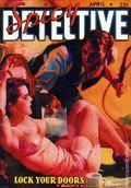 Spicy Detective Stories (1934-1942 Culture Publications) Pulp Vol. 8 #6