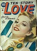 Ten-Story Love (1937-1951 Ace) Pulp Vol. 18 #3