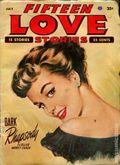 Fifteen Love Stories (1949-1955 Fictioneers) Pulp Vol. 7 #3