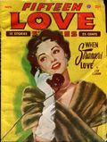 Fifteen Love Stories (1949-1955 Fictioneers) Pulp Vol. 8 #1