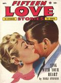 Fifteen Love Stories (1949-1955 Fictioneers) Pulp Vol. 9 #2